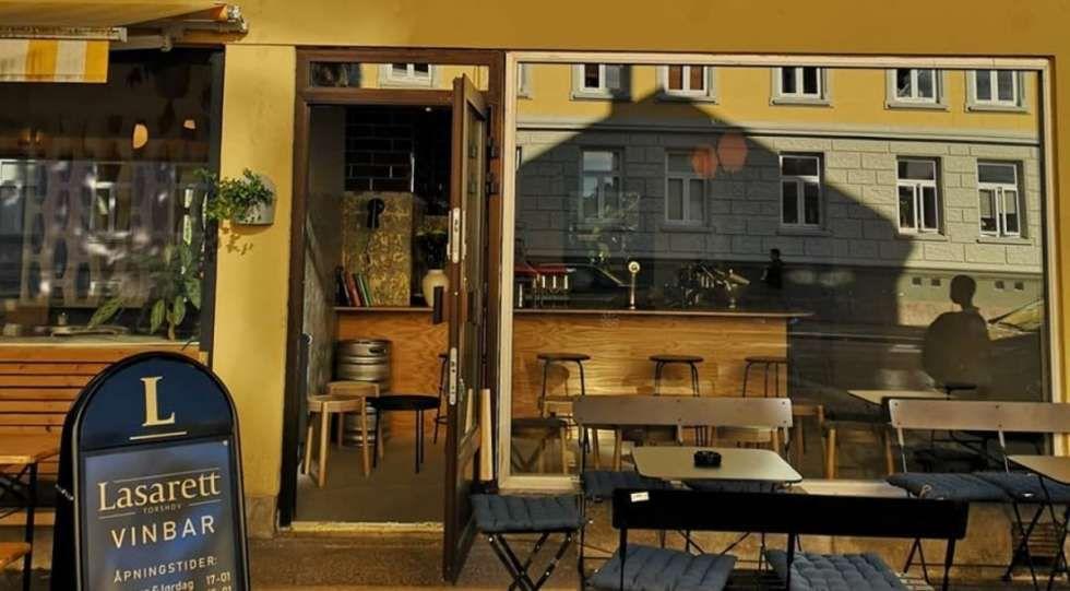Treschows gate 19 Lasarett Vinbar Torshov - Oslos beste vinbar?