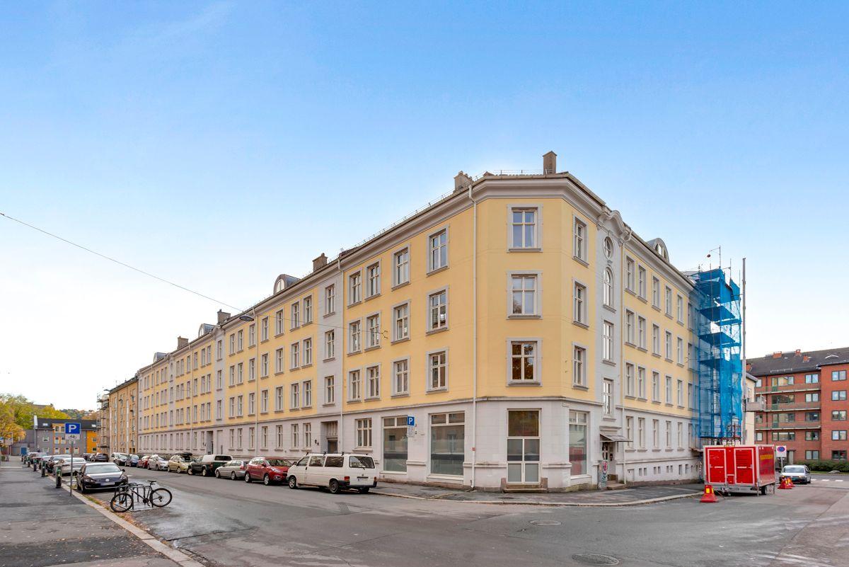 Østerdalsgata 6B Vålerenga er perfekt for deg som ønsker en pause fra Oslos myldrende byliv, men samtidig vil ha enkel adkomst til sentrum.
