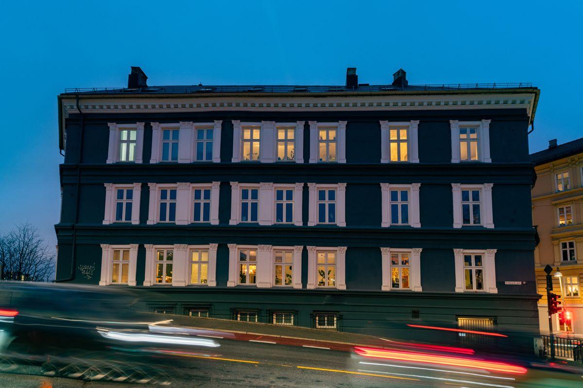 Schweigaards gate 99B Her vil du bo i en sentrumsnær bolig i Gamlebyen, samt kun en kort spasertur fra grønne omgivelser.