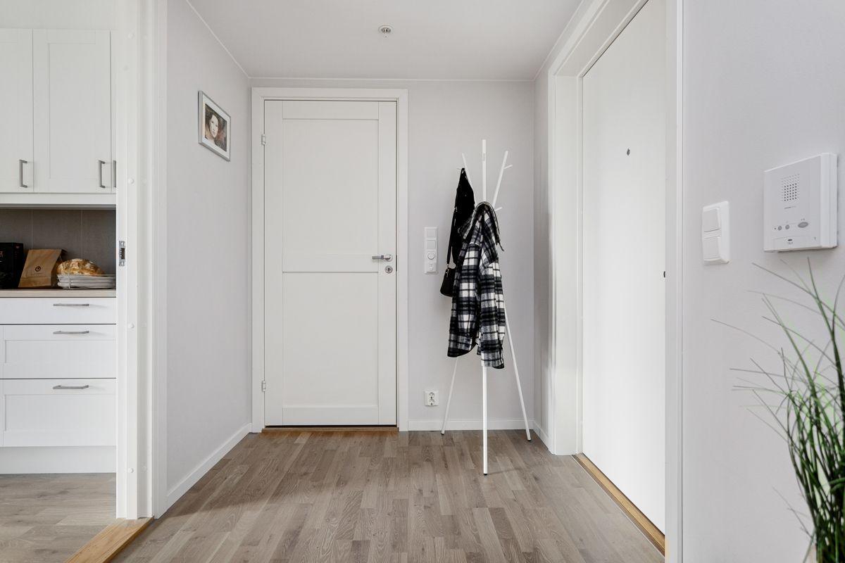 Hans Nordahls gate 36 Entre med plass til sko og yttertøy