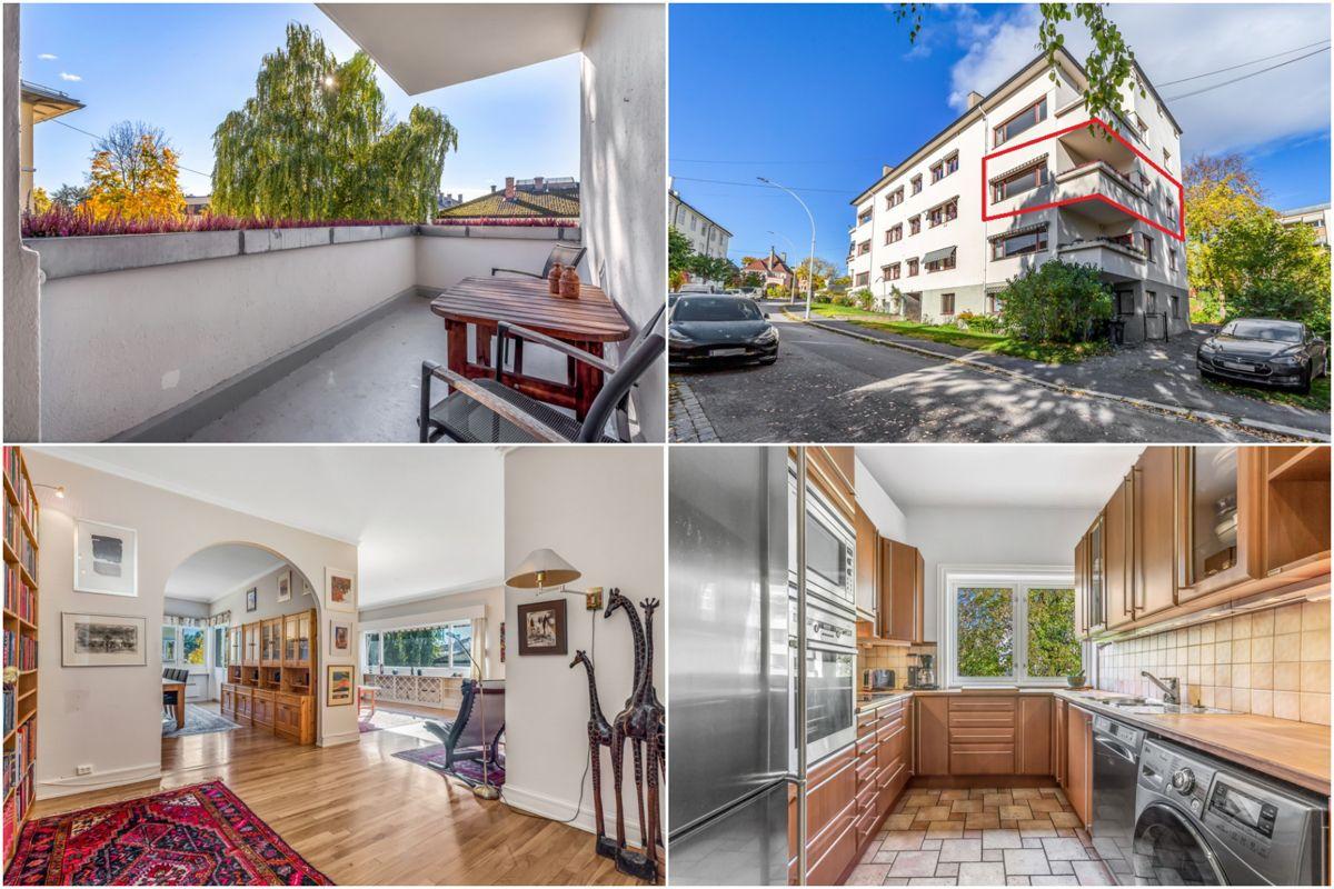 Pavels' gate 8 Torfinn Sørvang (tlf 977 59 812) ved Schala & Partners har gleden av å presentere denne leiligheten i Pavels' gate 8!