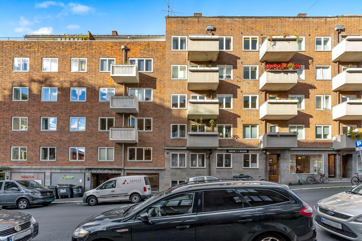 Claus Riis' gate 4 Leiligheten tilhører et veldrevet borettslag med super beliggenhet like ved Iladalen Park.