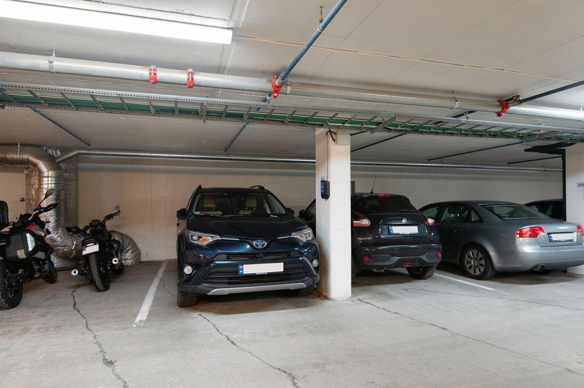 Malmøgata 2 - Det medfølger garasjeplass med mulighet for el-lader i oppvarmet garasjeanlegg med heisadkomst -