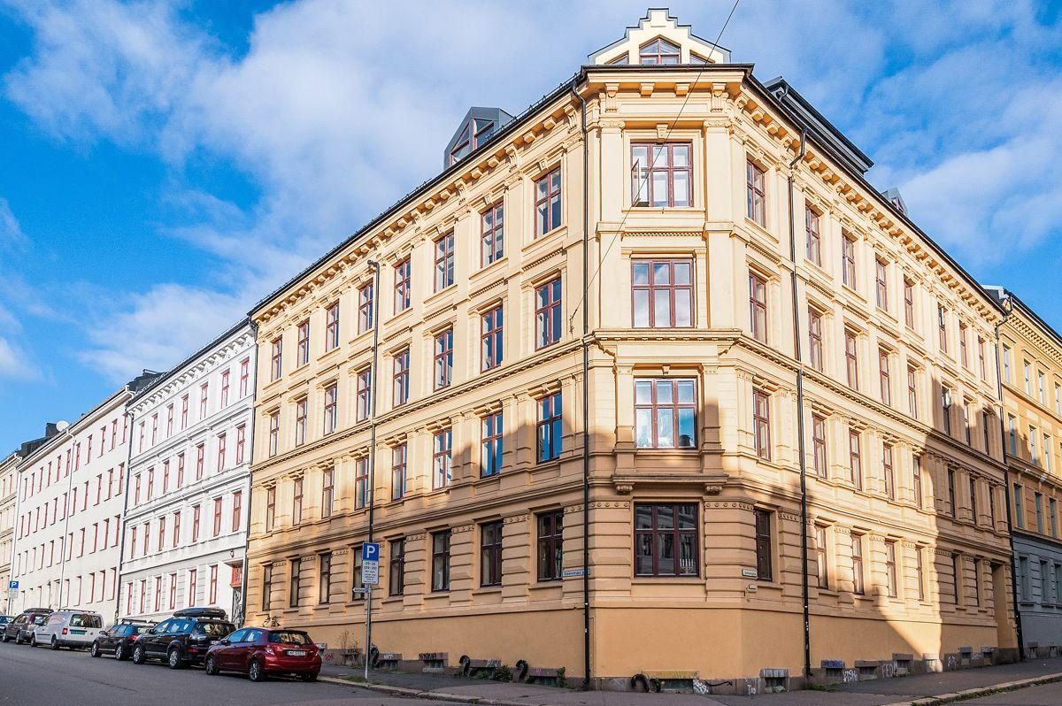Seilduksgata 2 B - Seilduksgata er en av Grünerløkkas aller beste gater og har gangavstand til alt Oslo sentrum har å tilby -
