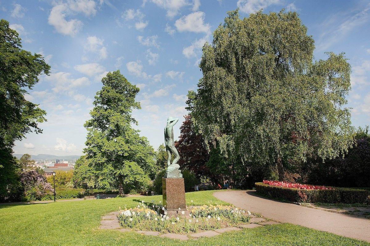 Telemarksvingen 4 - Kampen park ligger rett ved leiligheten -