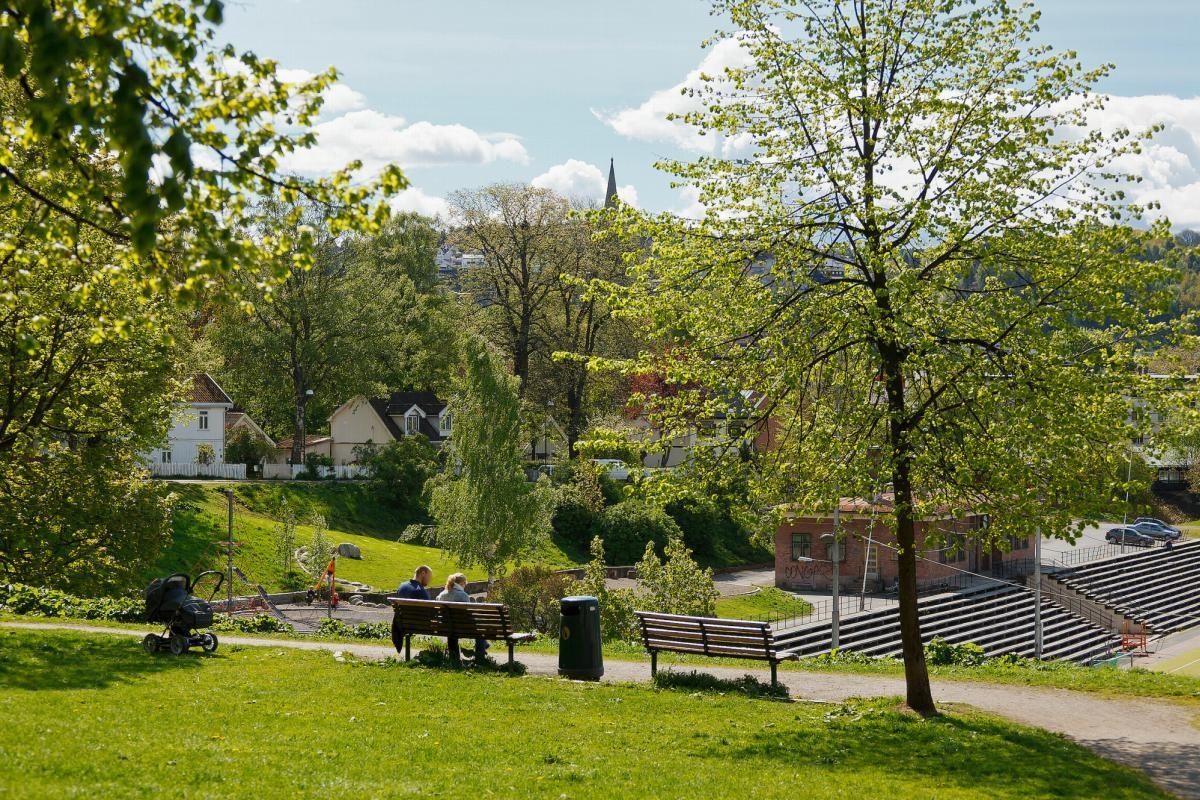 Telemarksvingen 4 - Jordal Park -