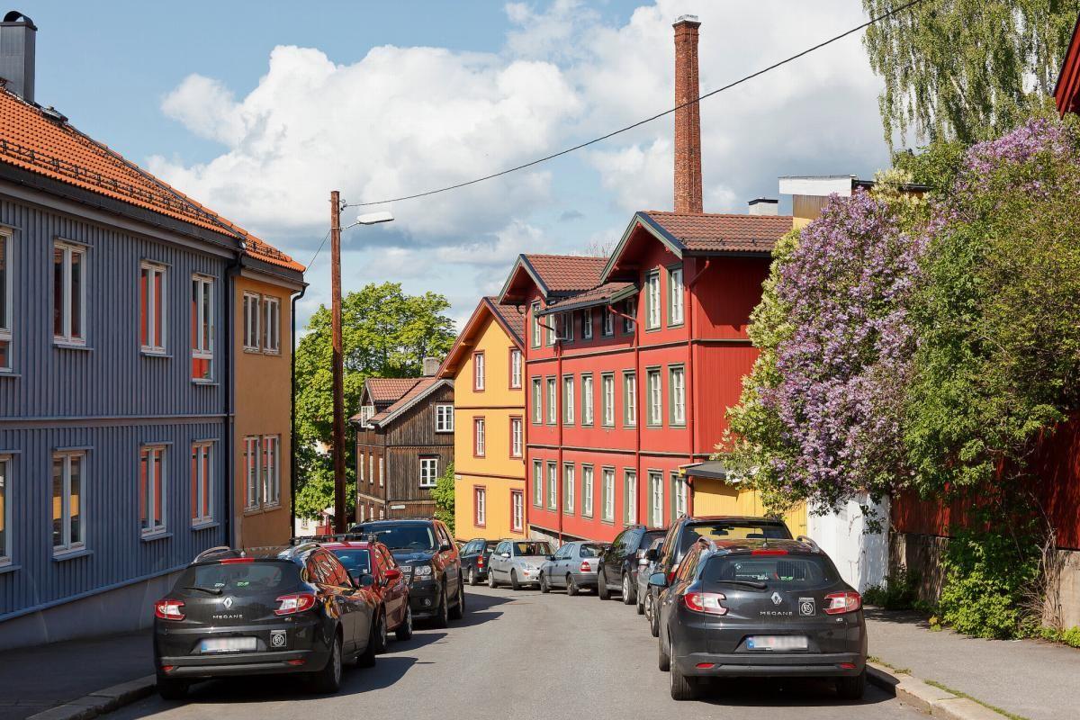 Telemarksvingen 4 - Flere kaféer, restauranter og butikker i området -