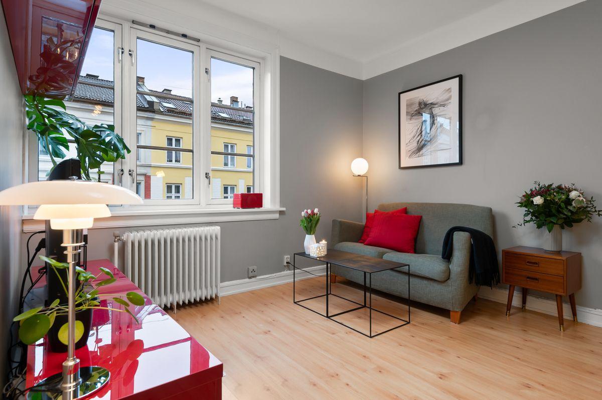 Københavngata 14B Fjernvarme inkludert i felleskostnader