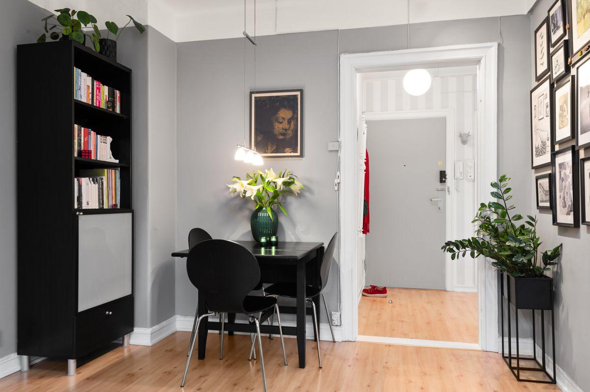 Københavngata 14B Plass til spisebord i stuen