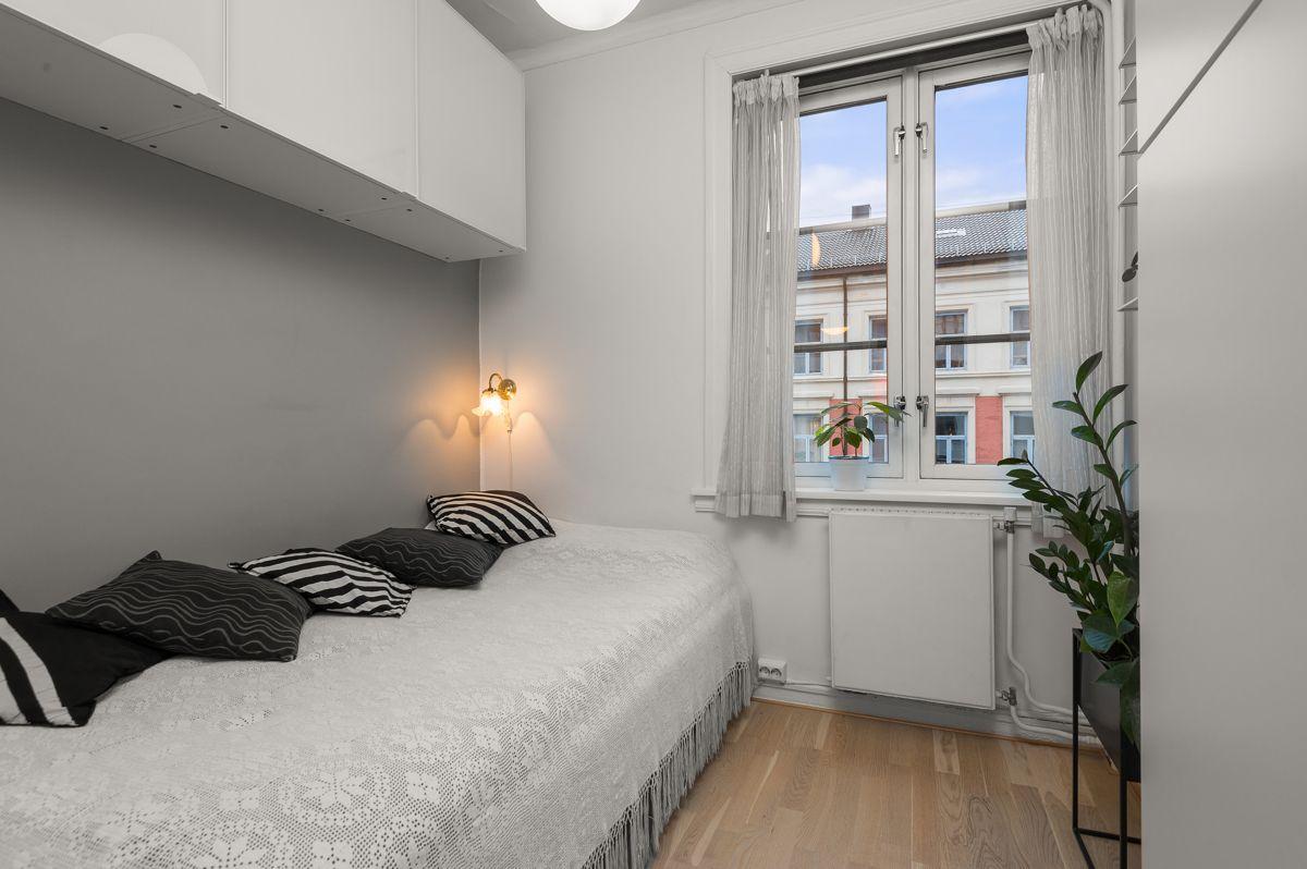 Københavngata 14B Plass til stor seng og garderobeskap