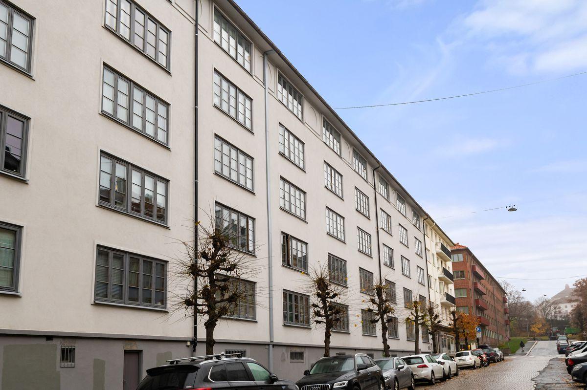 Københavngata 14B Fasade / nærområde