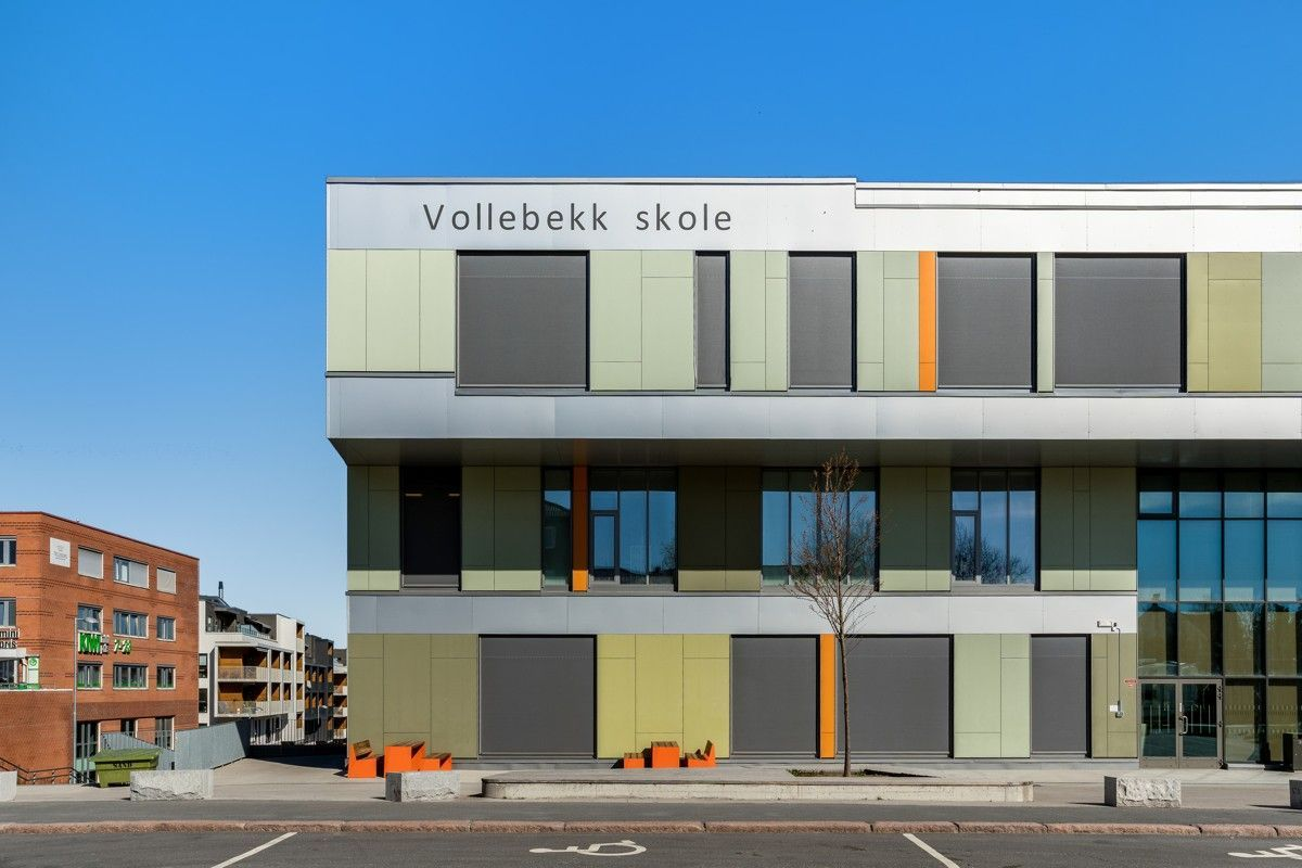 Brobekkveien 37 Kort gangavstand til Vollebekk skole