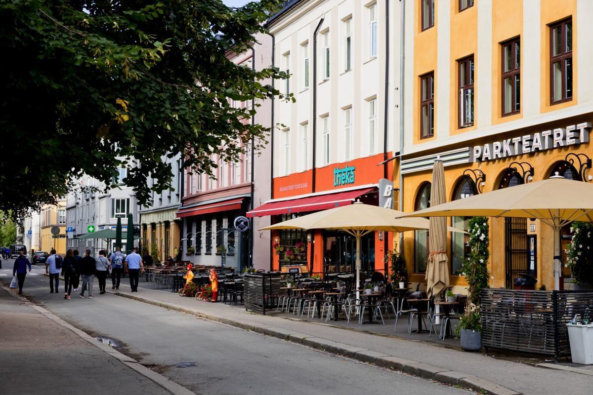 Helgesens gate 11 Velkommen til en hyggelig visning!