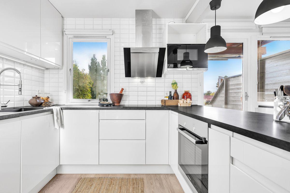 Stenfeltskogen 65 Nytt Norema-kjøkken fra 2017