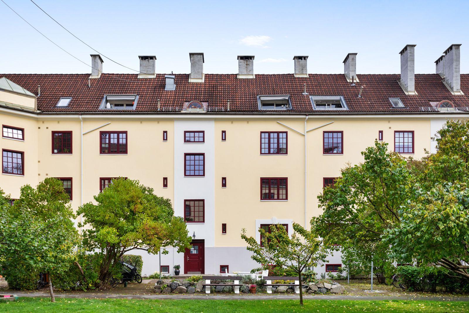 Bergensgata 18B Veldrevet borettslag med god vedlikeholdshistorikk der blant annet pipene og fasaden er rehabilitert.