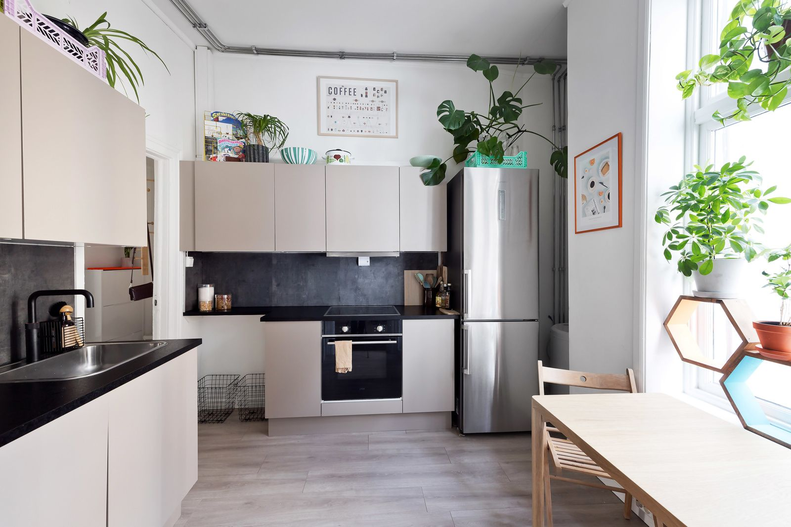 Bernt Ankers gate 31 HTH-kjøkken fra 2018