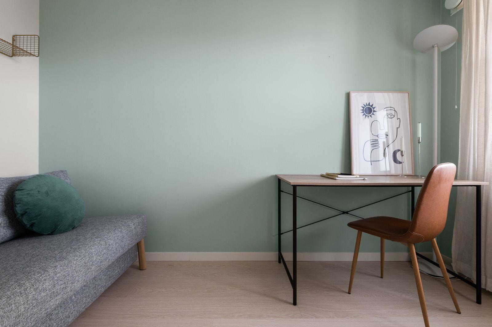 Bergensgata 36 G Det andre soverommet er også et lyst og fint rom som passer perfekt som barnerom, gjesterom eller kontor.