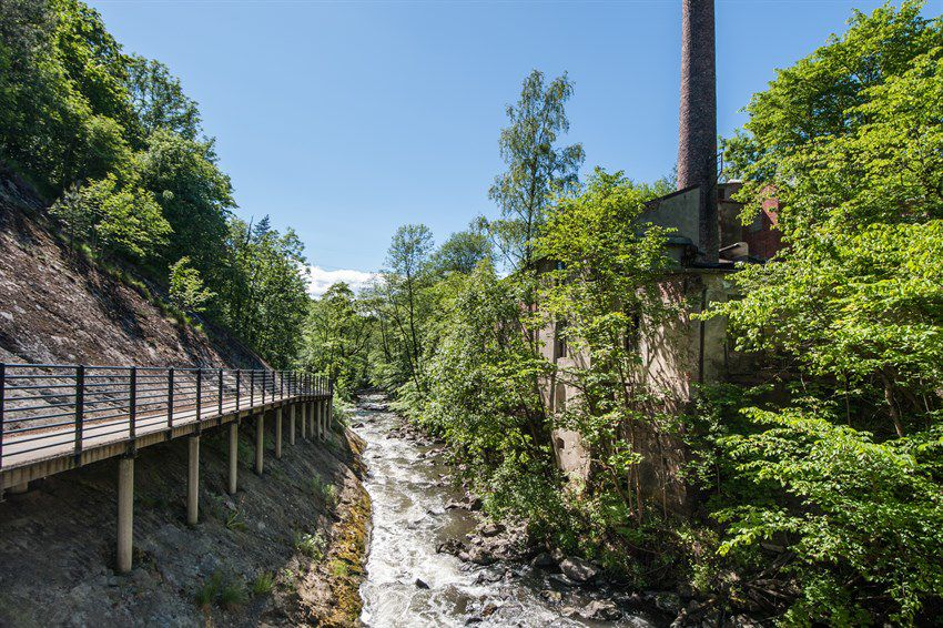 Etterstadsletta 4 I - Nærområde byr på flere tur- og rekreasjonsmuligheter -