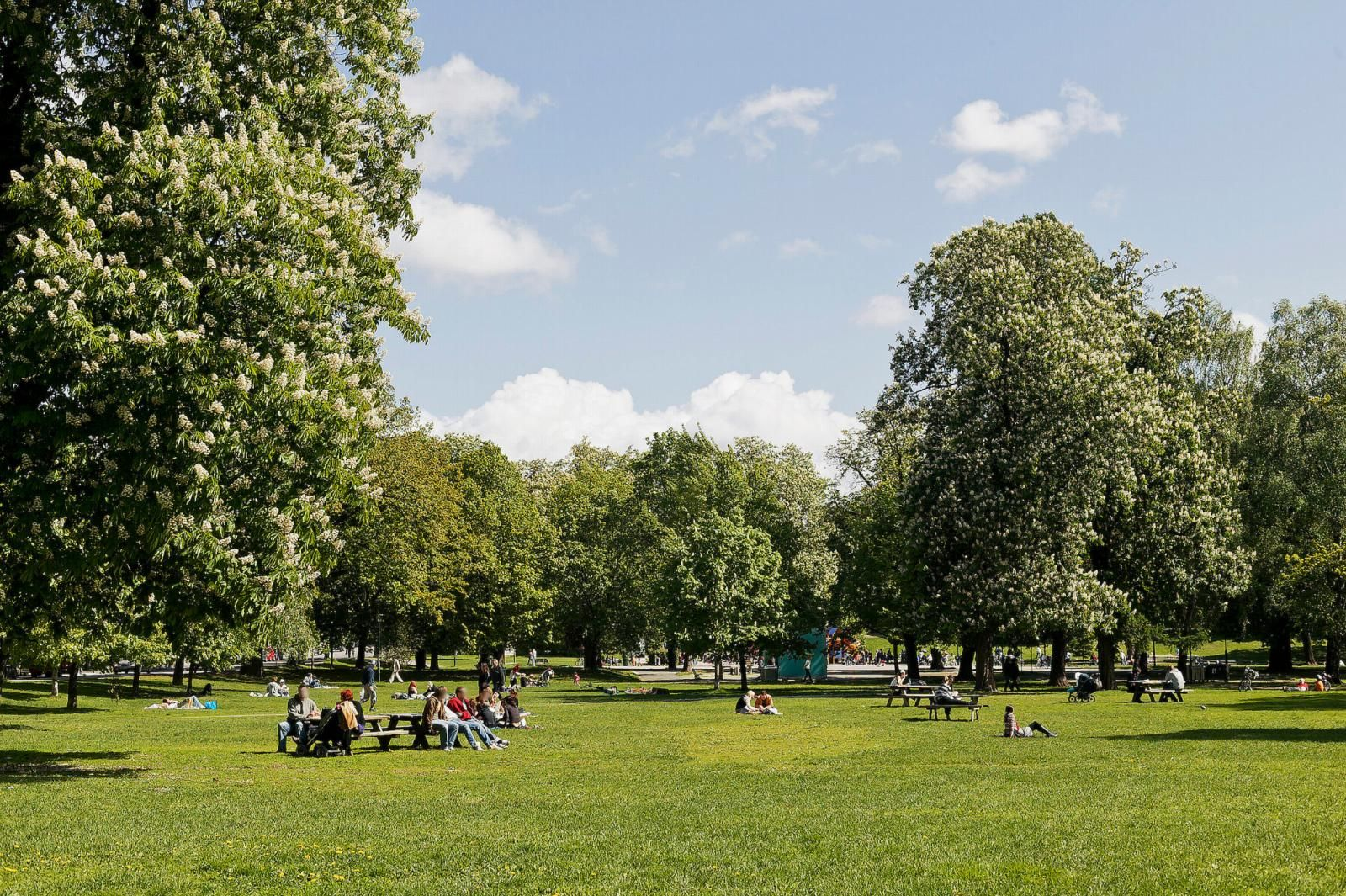 Sannergata 5C Sofienbergparken.