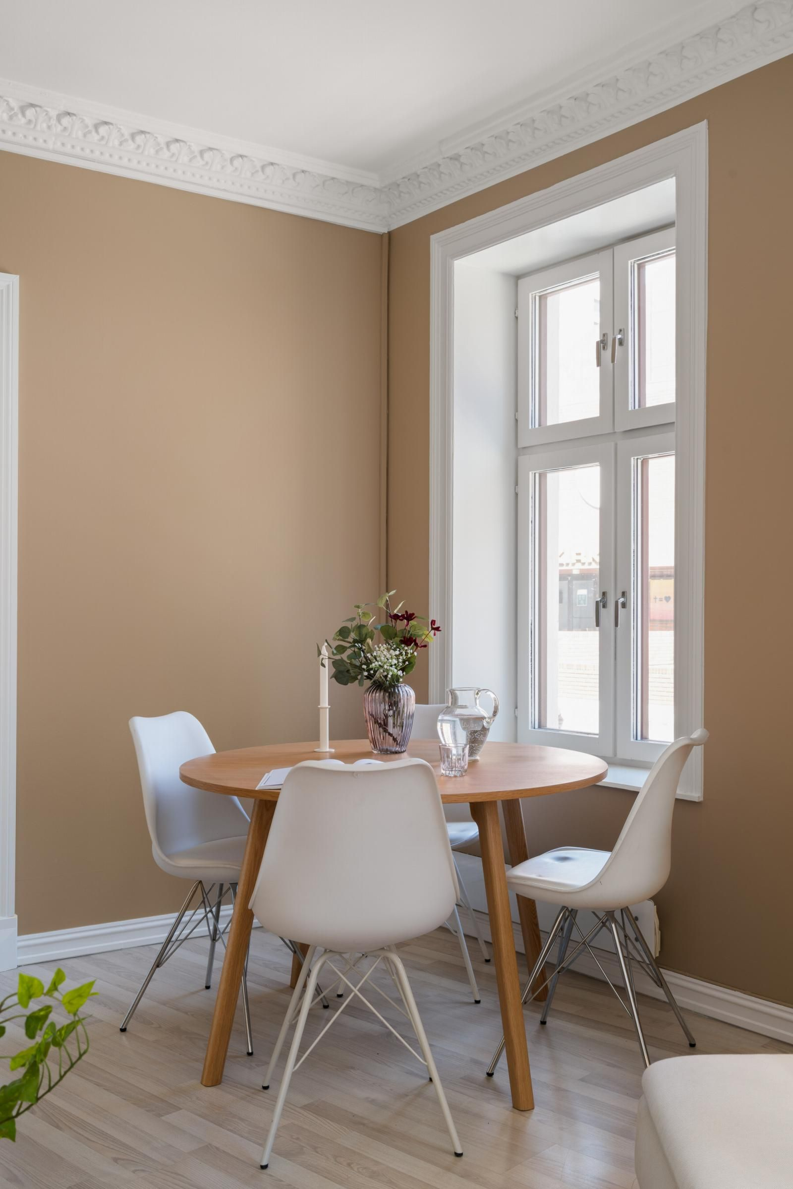 Sannergata 10 God plass til sofagruppe og spisebord