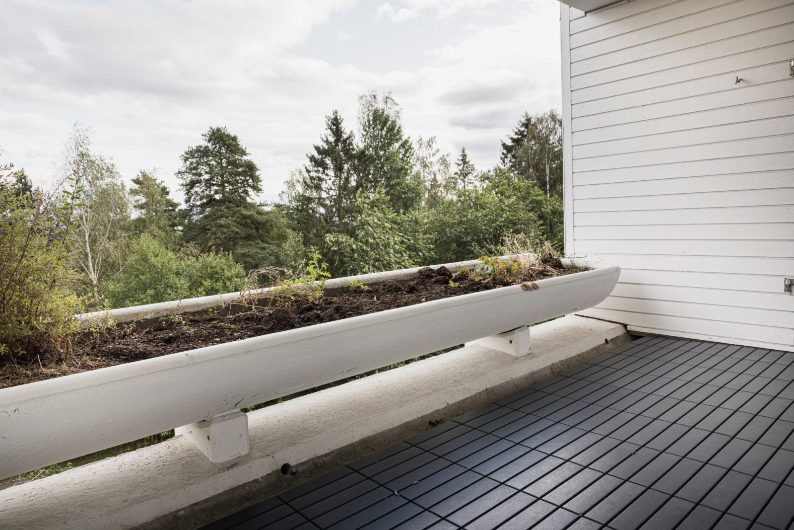 Morgedalsvegen 43 Stor terrasse på 8 kvm med plass til ønsket møblement