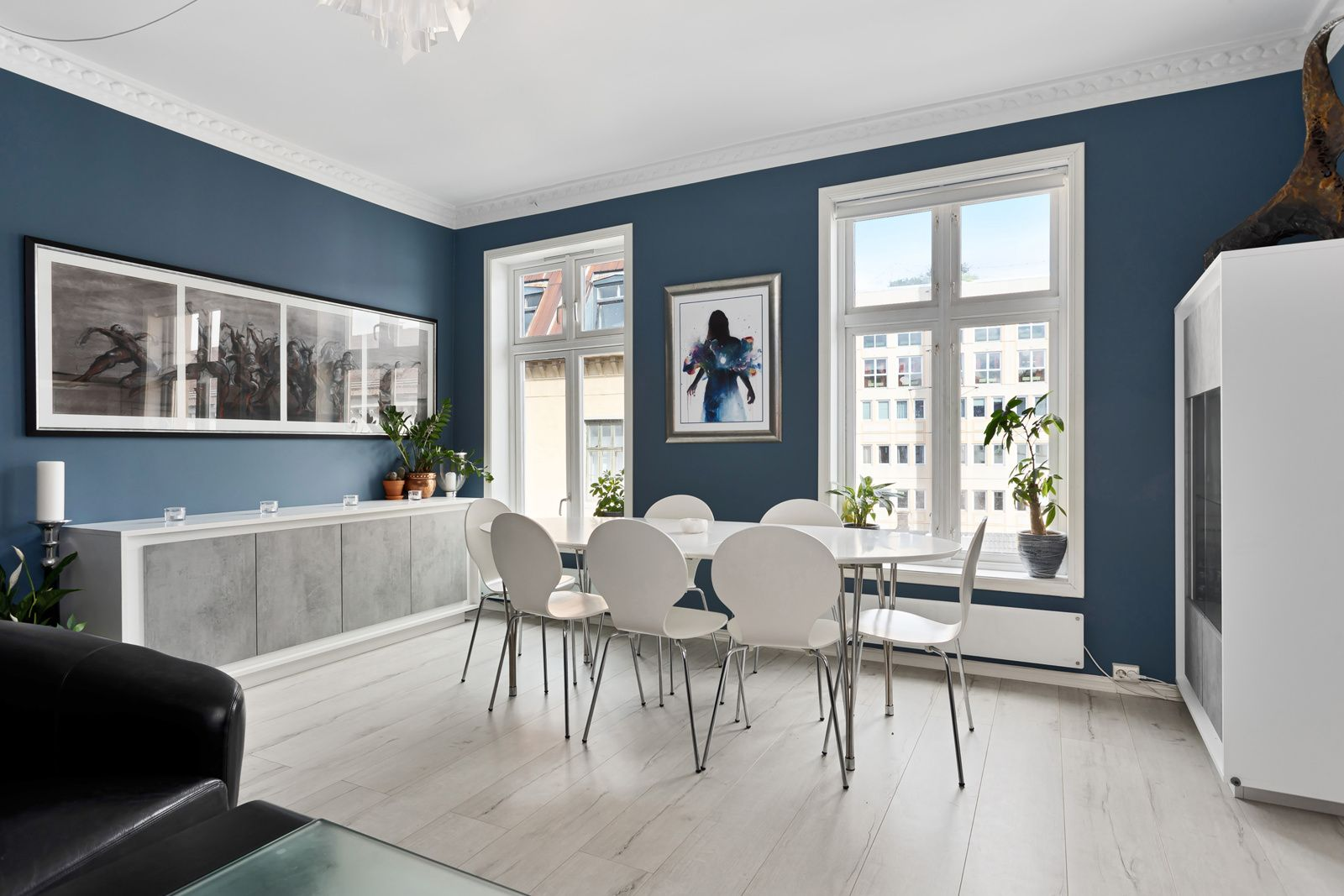 Bernt Ankers gate 31 Lys og trivelig leilighet med en mulighetsrik planløsning.