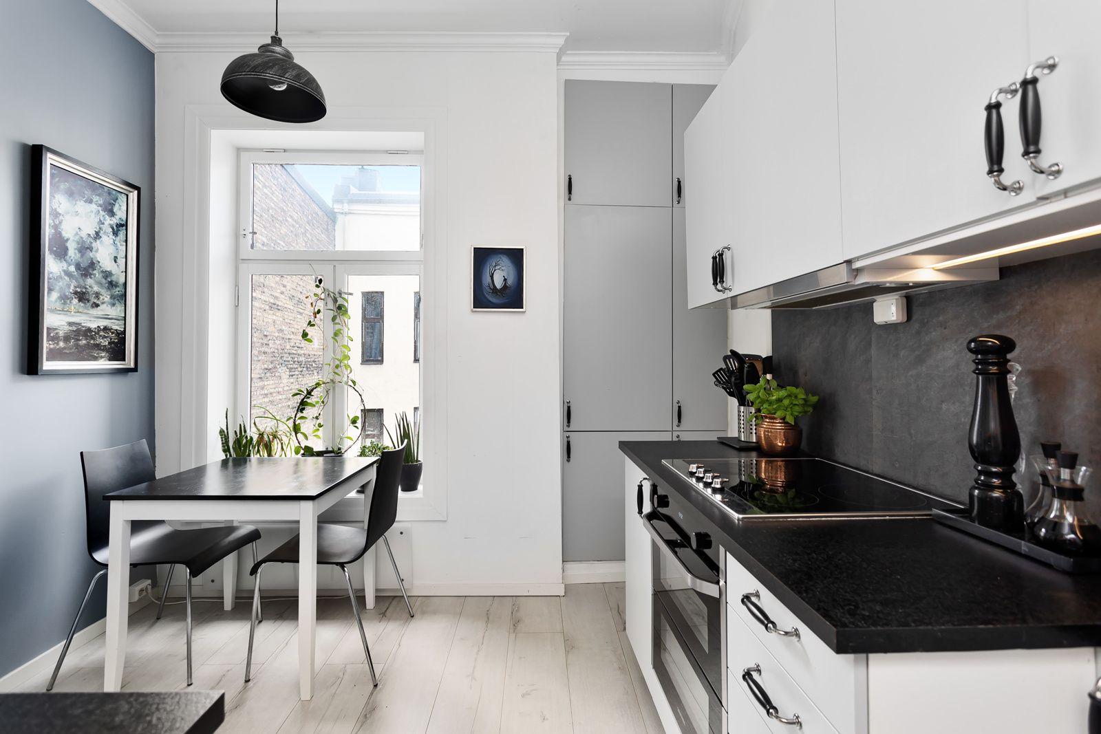 Bernt Ankers gate 31 Hyggelig kjøkken med HTH innredning fra 2018