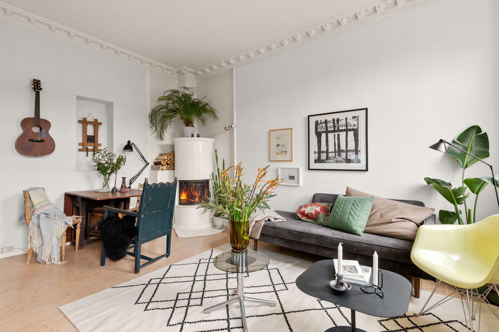 Arups gate 18 B - Leiligheten kan ombygges til 3-roms ved å flytte kjøkken inn i stue (se alternativ plantegning) -