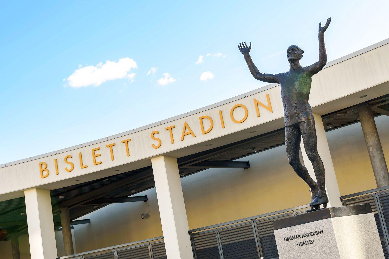 Pilestredet Park 12 A - Leiligheten ligger også kort gange fra Bislett med bl. annet Bislett stadion -
