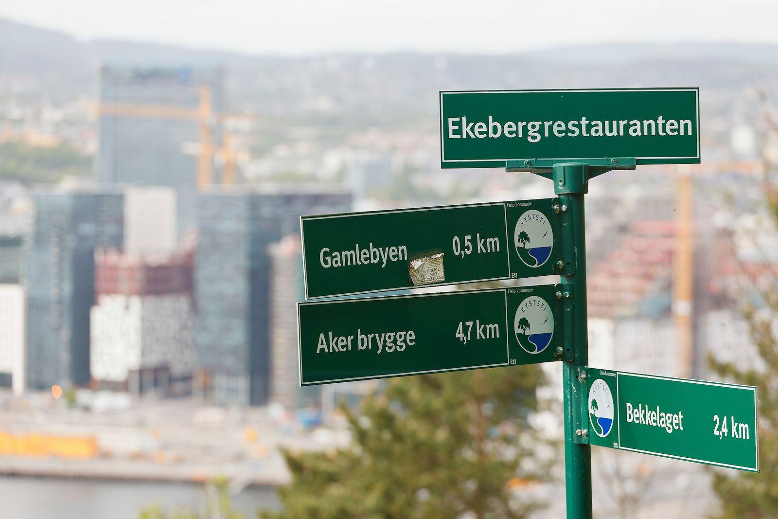Arups gate 18 B - Kort gange opp til Ekeberg -