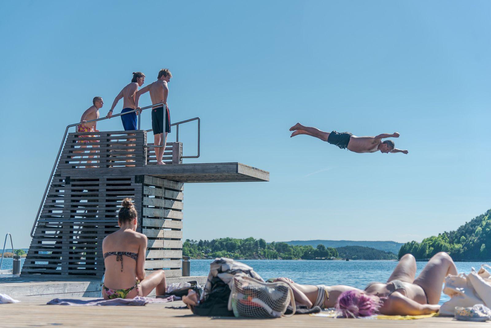 Arups gate 18 B - Legg turen ned til Sørenga med flere populære restauranter og gode bademuligheter sommerstid -